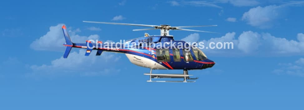 Badrinath Helicopter Booking