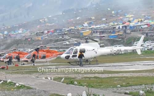 Book Char Dham Tour by Helicopter