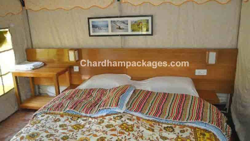 Hotel Chauhan Annaxe Barkot Four Bedded Rooms