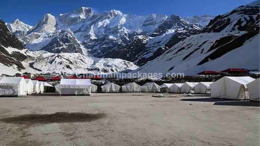 Tent Colony in Linchauli & Hotels in KedarnathBudget Hotels in KedarnathBook Kedarnath ...