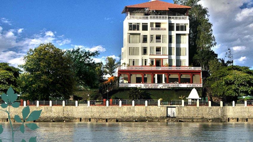 Hotels In Rishikesh Near Ganga