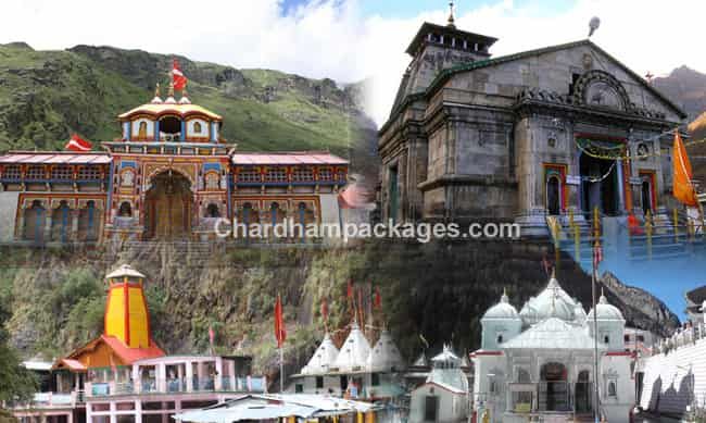 Luxury Chardham Tour Packages 2018