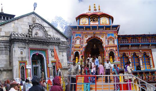 Chardham packages 2017