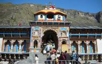Information about Shri Badrinath Ji Temple